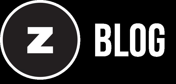 Z blog logo